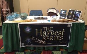 My author table at NEWS 10/4/14
