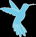 Megs_hummingbird blue