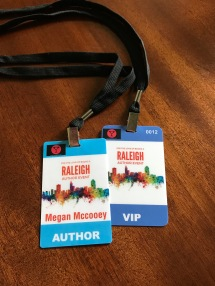 How awesome are these? Make sure you have your VIP badge!!