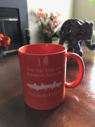 My new favorite mug! Thanks For the Love of Books & Alcohol!!
